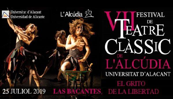VII Festival de Teatro Clásico de L´Alcudia