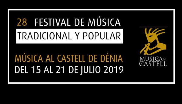 Programación de Música Al Castell 2019