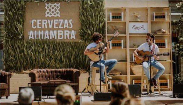 Momentos Alhambra en el Marq