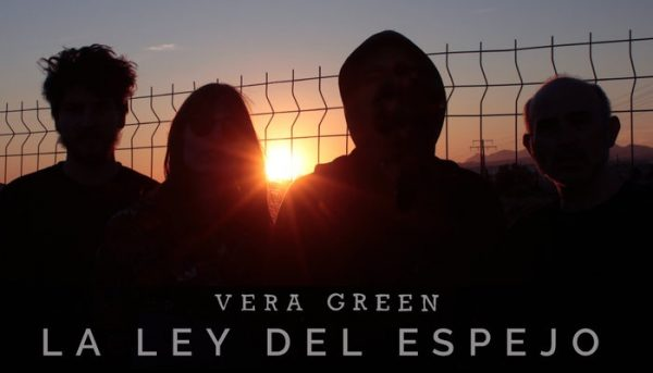 """""""La Ley del Espejo"""" el nuevo EP de Vera Green."""