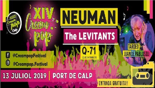 CreamPop Festival 2019
