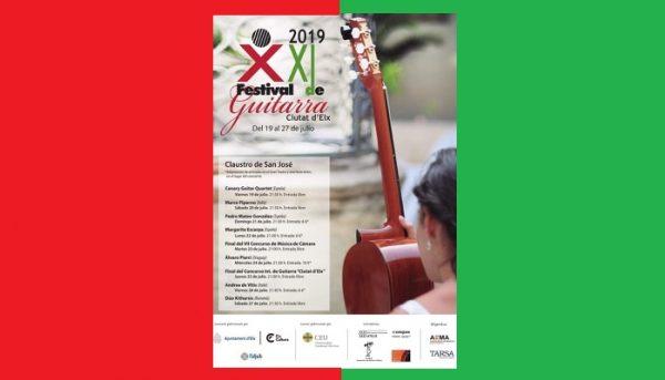 XI Festival de Guitarra de Elche