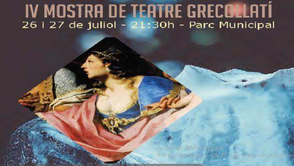 IV Mostra de Teatre Grecolatí de Sant Joan