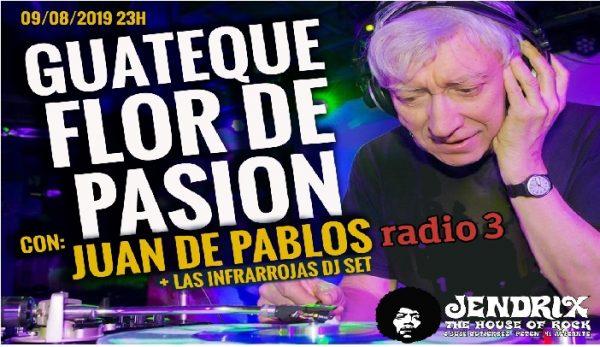 Jendrix+en+Agosto%2C+con+visita+de+Juan+De+Pablos