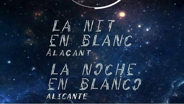 La Noche en Blanco 2019 en Alicante