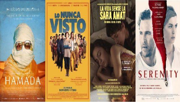 Estrenos de cine del 12 de julio