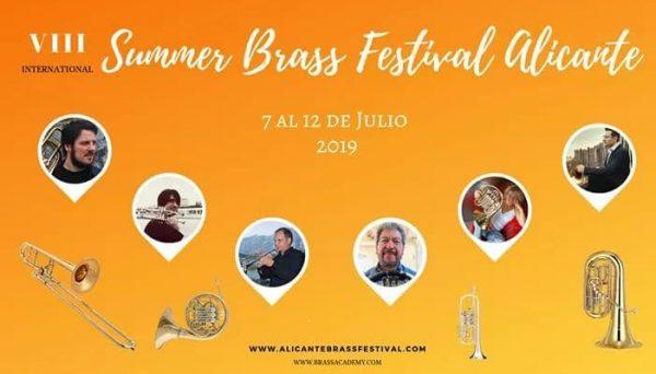 Alicante Summer Brass Festival 2019