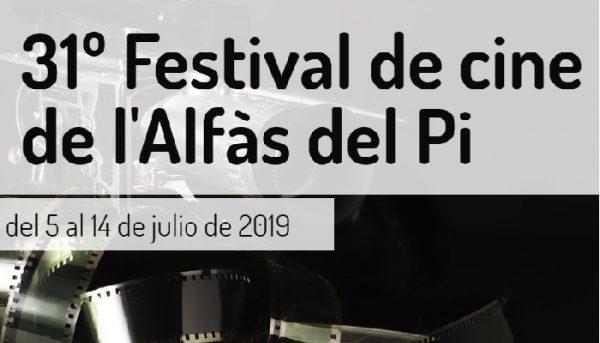 Programación del 31 Festival de Cine de Alfàs del Pi