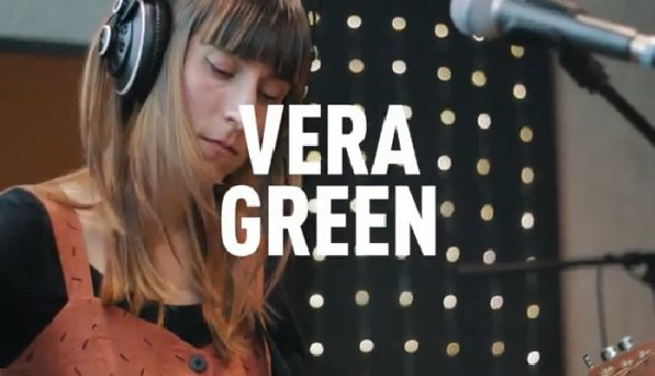 Live Harrisound: Vera Green - La Ley del espejo