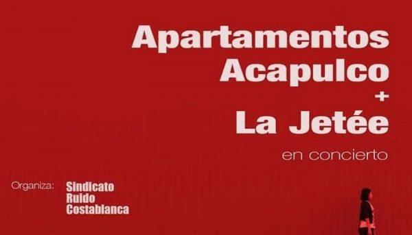 Apartamentos Acapulco y La Jeteé para cerrar agosto.