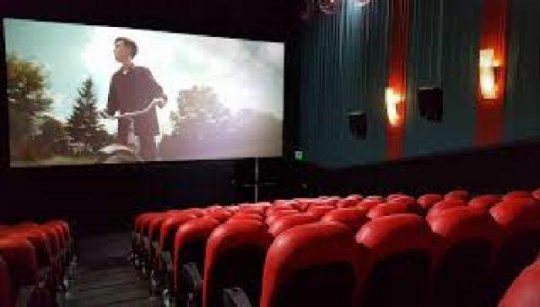 Cine Al aire libre para este fin de semana.