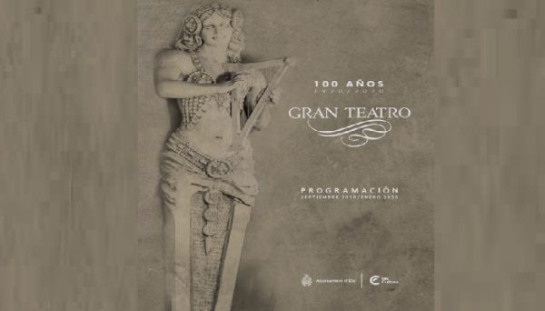 Programación de Otoño en el Gran Teatre d´Elx