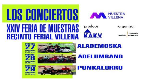 Conciertos+en+el+recinto+Ferial+de+Villena