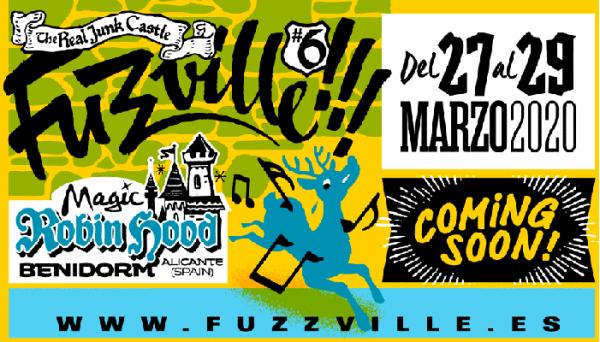 El Fuzzville 2020 ya tiene fechas.