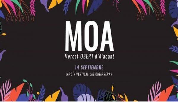Nace MOA, un nuevo concepto de mercado en Alicante.