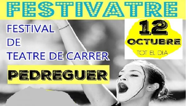Festivatre.+La+cultura+en+las+calles+de+Pedreguer.