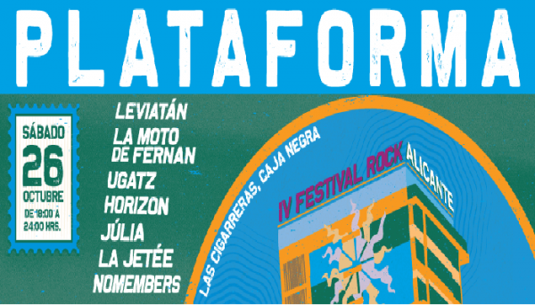 Festival Plataforma 2019. La expansión.