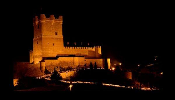 Castillos de la provincia de Alicante