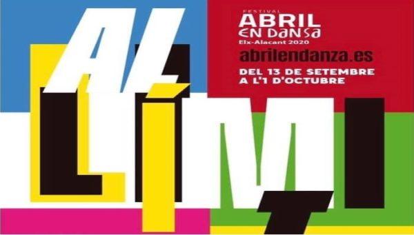 Programación de Abril en Danza 2020