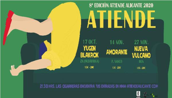 Atiende Alicante 8.0