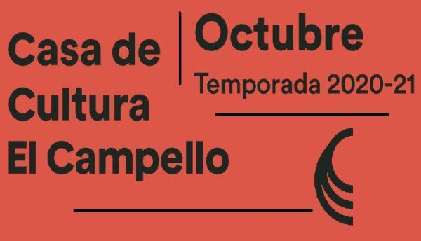 Programación Cultural de Octubre en El Campello.