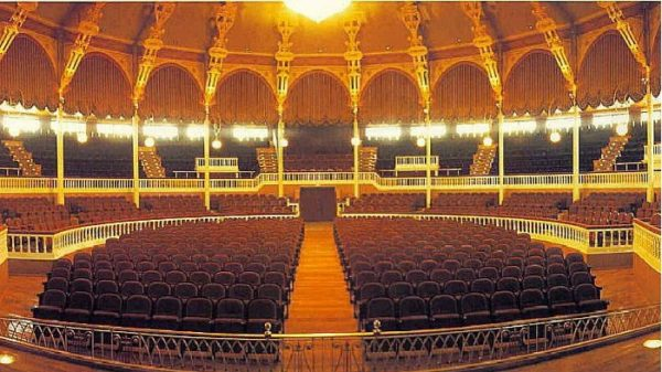 El Teatro Circo de Orihuela vuelve a abrir sus puertas.