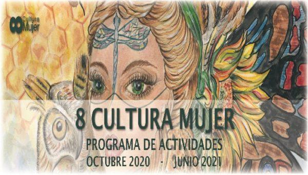 """9 Propuestas para el reinicio del ciclo """"8 Cultura y Mujer"""" de Villena."""