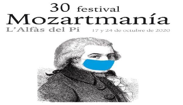 """30 años de """"Mozartmanía"""" en l´Alfàs del Pi"""